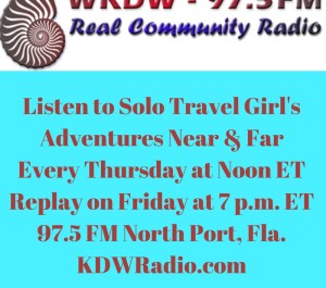 Solo Travel Girl Radio