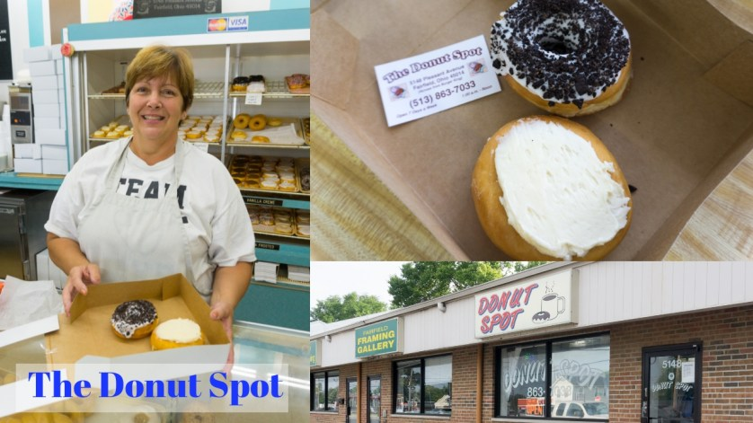 The Donut Spot on the Butler County Donut Trail, Aug. 2018