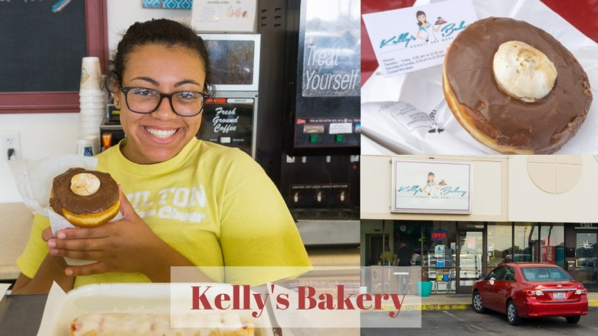 Kelly's Bakery on the Butler County Donut Trail, Aug. 2018