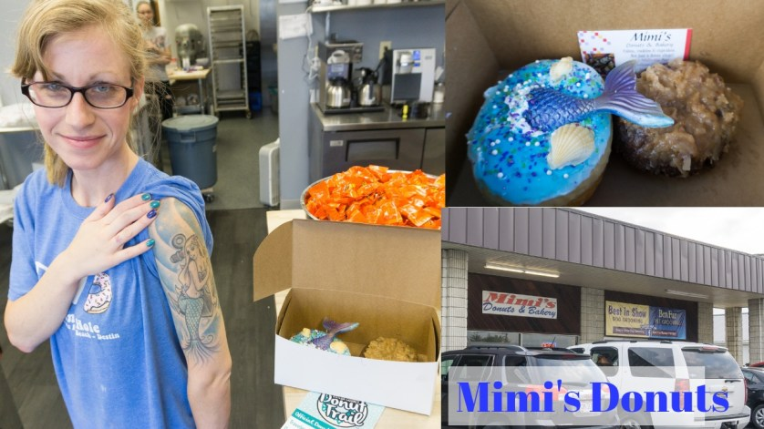 Mimi's Donuts on the Butler County Donut Trail, Aug. 2018.