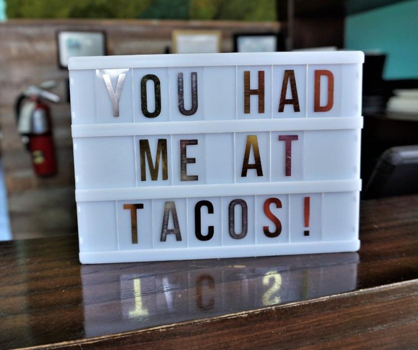 "Cocina 214 Restaurant in Daytona Beach, Fla., ""You Had Me At Tacos!"