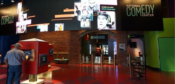New York Travel: National Comedy Center is Jamestown's Crown Jewel