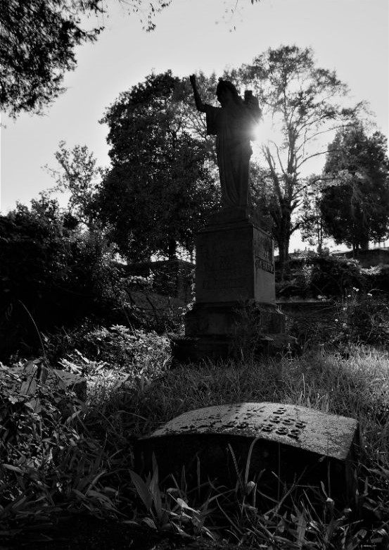 Rose Hill Cemetery Opened in 1840.