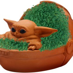 Solo Travel Girl's Picks for 10 Best Baby Yoda Christmas Gifts