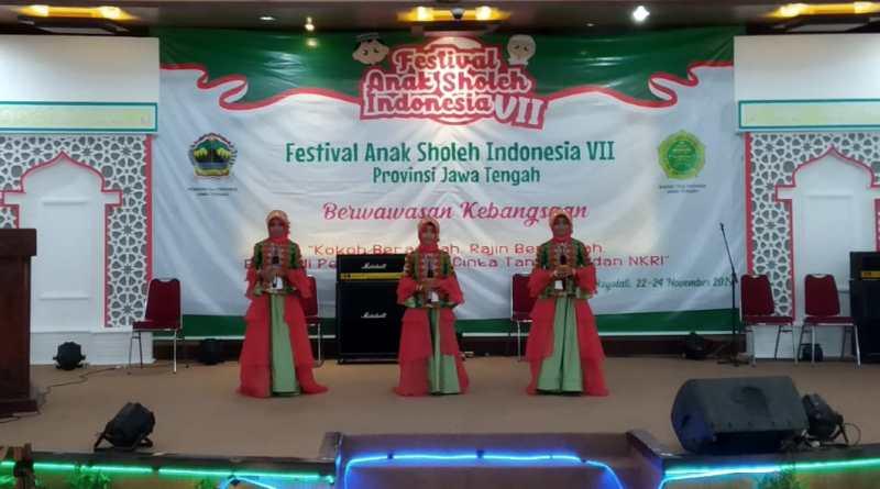 Festival anak soleh indonesia