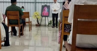 Presiden Joko Widodo Gelar Doa Tahlil