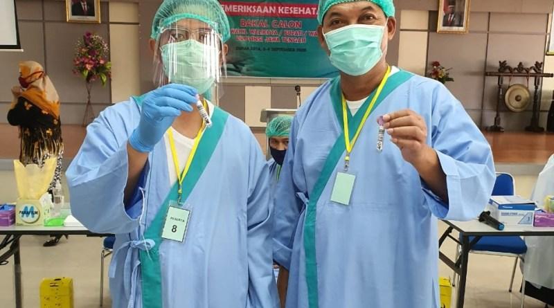 Gibran Teguh Jalani Tes Kesehatan yang Kedua di RSUD Moewardi Solo