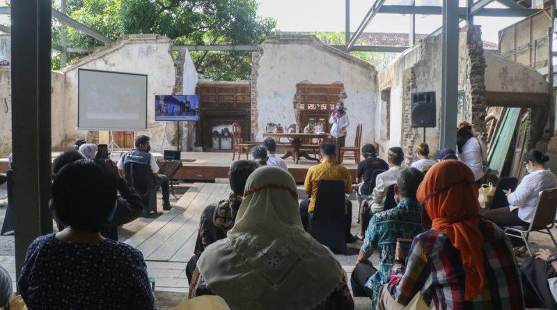 FGD Sosialisasi Perencanaan Koridor Ngarsopuro Gatot Subroto