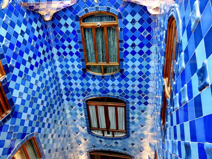 Gaudis Amazing Architecture  Casa Batllo in Barcelona