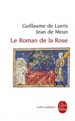 Roman de la Rose - couverture du livre