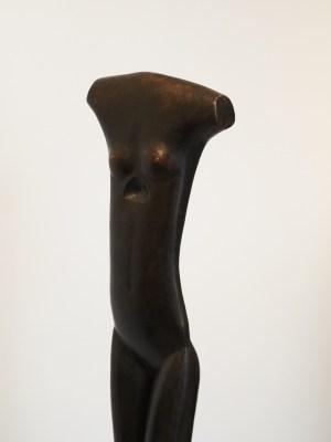 Giacometti, Femme qui marche, bronze de 1932