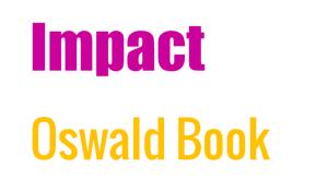 Impact font