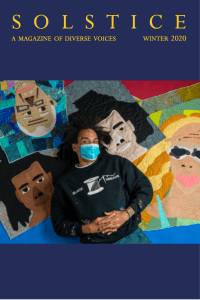 Solstice Literary Magazine Fall 2020 Print Issue