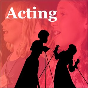 SOLD OUT: Acting Camp 6/15 - 6/19