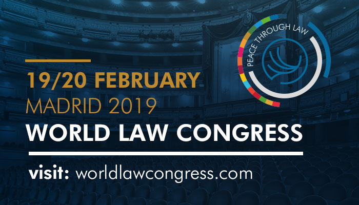 ARGLOBAL estará en el World Law Congress