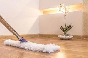Soluciones para la limpieza del parquet