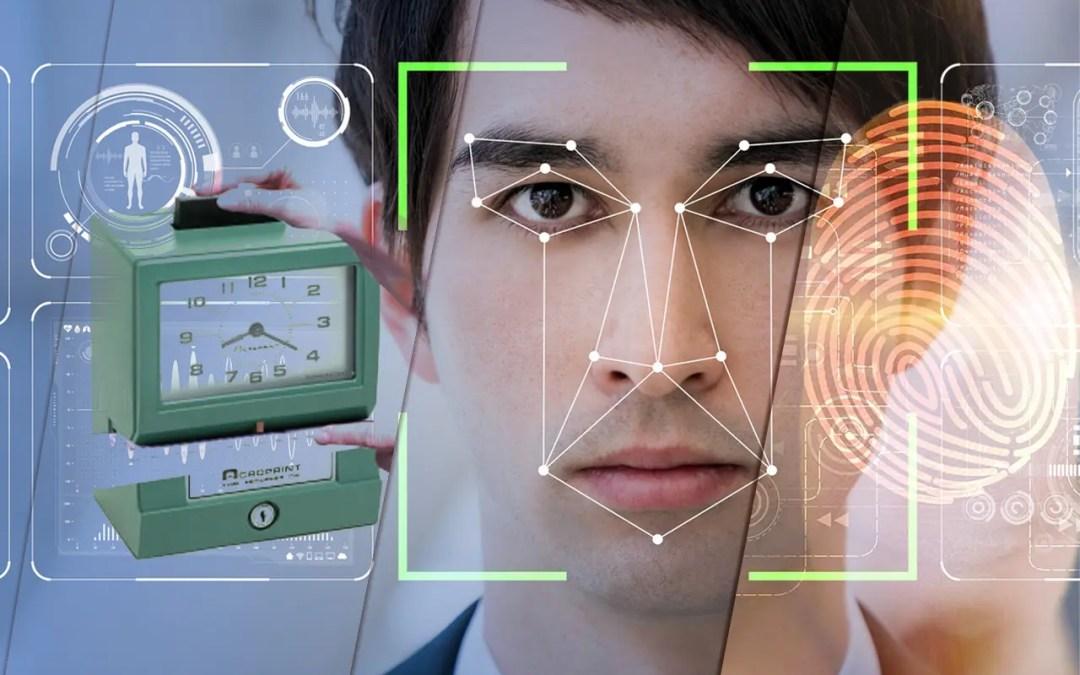 Reloj Checador - Control Biométrico para control de asistencia y control de accesos
