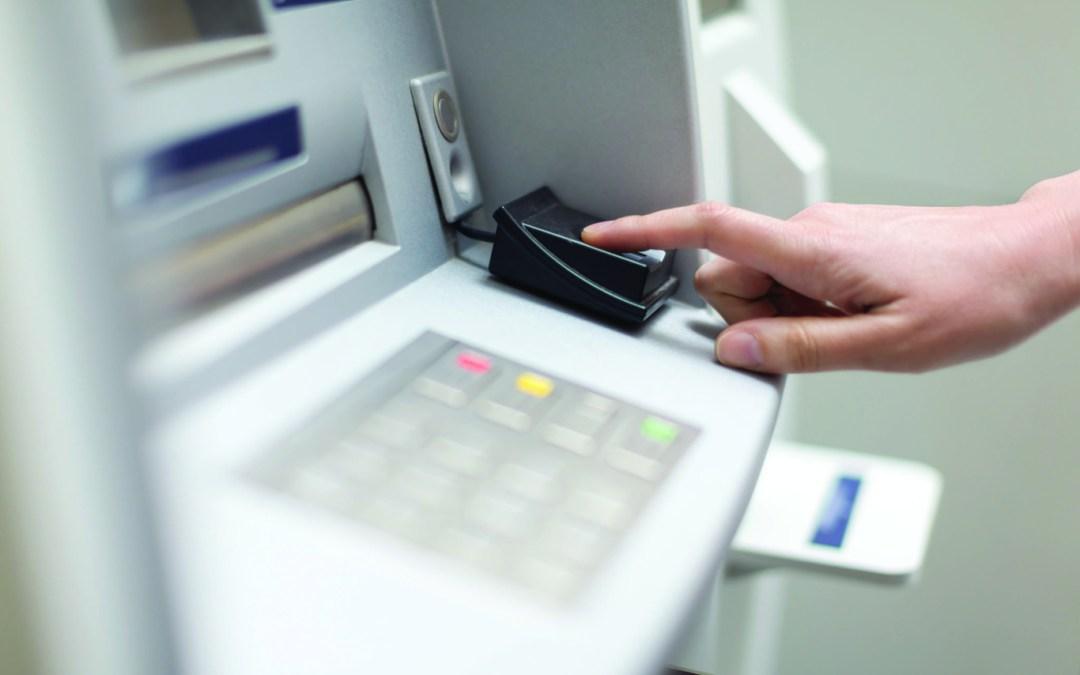 biometría en sector bancario