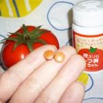 トマトダイエットは実はサプリメントでもできる?