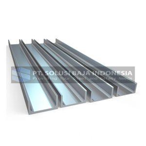 baja ringan lengkung besi unp pt solusi indonesia jual