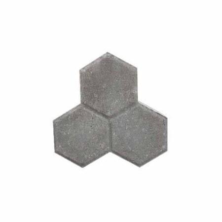Paving Block Trihex Uk 8cm