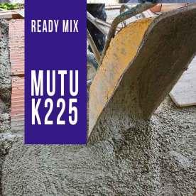 Harga Beton Cor K225