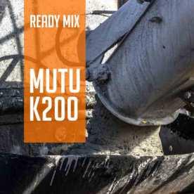 Mutu Ready Mix K 200