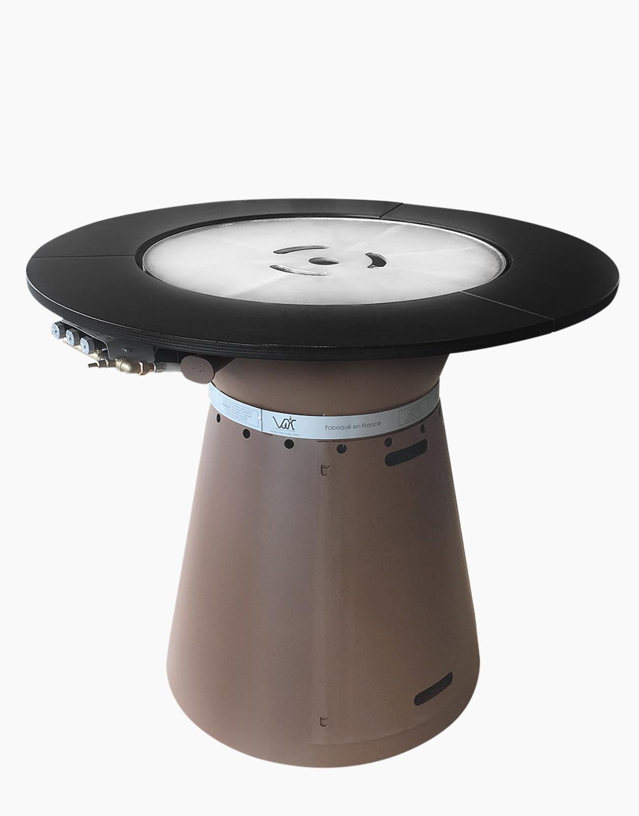 Brasero Plancha Fusion Gaz Solution Design Fr Furniture