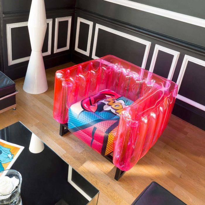Revendeur de Mojow solution design fr mobilier assises fauteuil yomi popup