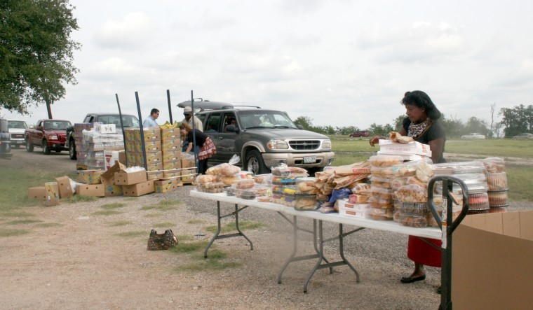 Brazos Valley Food Bank
