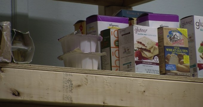church opens small soup kitchen