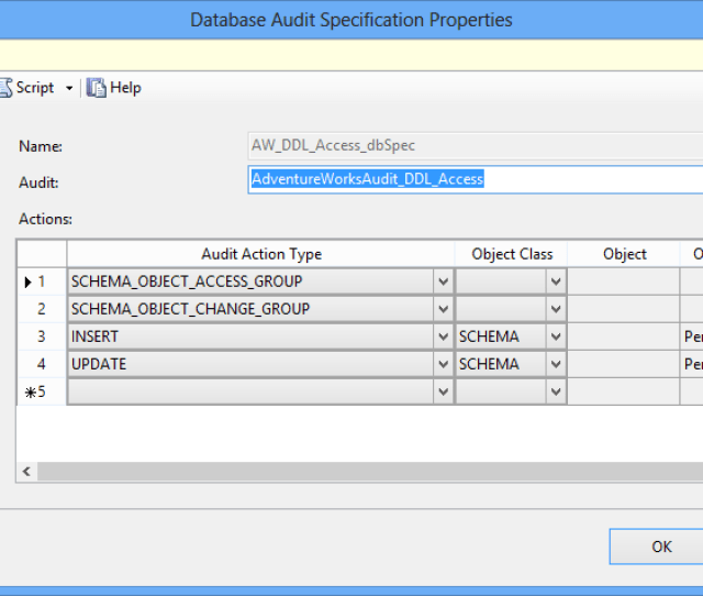 How To Analyze And Read Sql Server Audit Information
