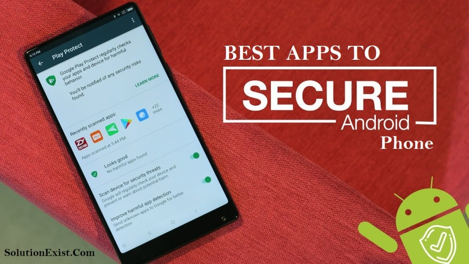 Best Apps to Secure Android Phone, Secure Android phone, Virus free Android, C Cleaner App Android, Clean master app, Top Android Security Apps, Avast Antivirus 2018, Bitdefender Mobile Security & Antivirus, Other Best Miscellaneous Security Apps for Android, GlassWire Data Usage Monitor