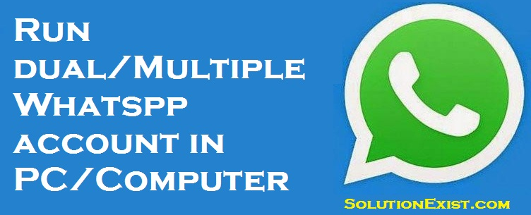 Multiple WhatsApp accounts on Computer,double whatsapp web, whatsapp web multiple devices, whatsapp web multiple computers,whatsapp web 2 account,2 whatsapp account in computer,two whatsapp account in pc,,multiple whatsapp in pc,dual whatsapp in computer,Multiple WhatsApp accounts on Computer,2 whatsapp in pc,how to use two different whatsapp web accounts in same browser