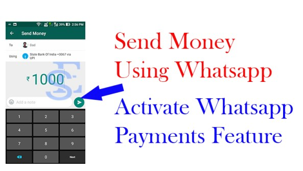 How To Activate WhatsApp Payments,activate UPI payments in whatsapp,send money in whatsapp,whatsapp payments featurehow to receive and send money in whatsapp 2