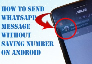 send whatsapp message without adding contact,Send Whatsapp Message Without Saving Number,Click to chat,send whatsapp message to unsave number,whatsapp message link,