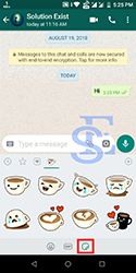 How to Send stickers on whatsapp,How to download stickers on WhatsApp,WhatsApp Stickers feature,whtasapp beta feature