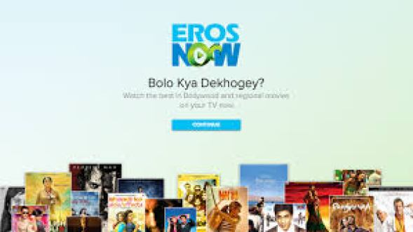 Eros Now App latest or new version Download free on Android or Pc