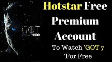 How To Open Hotstar Free premium account For lifetime with proof ( step by steps )