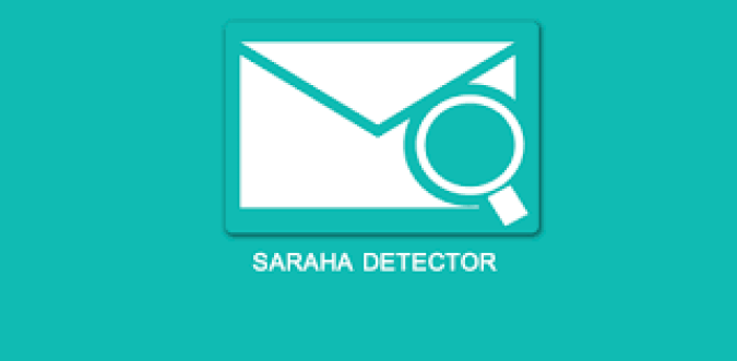 Sarahahsaraha detector App Download for android, iPhone