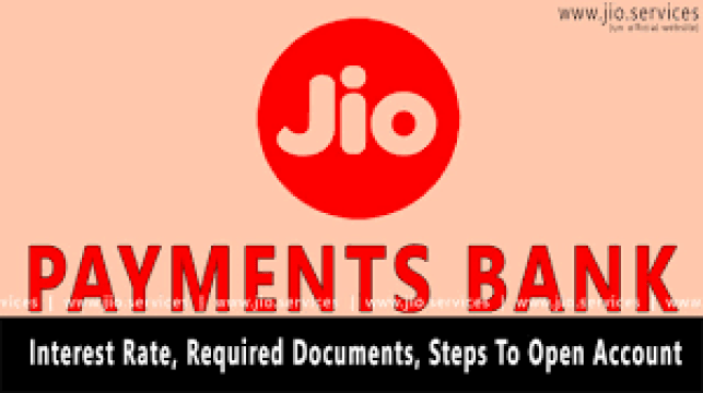 Jio Payment Bank App Download for android