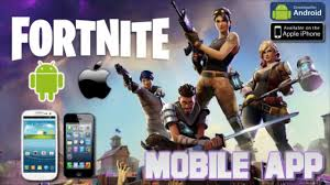 Fortnite android App Apk download free For android, Ios or Pc by Play store