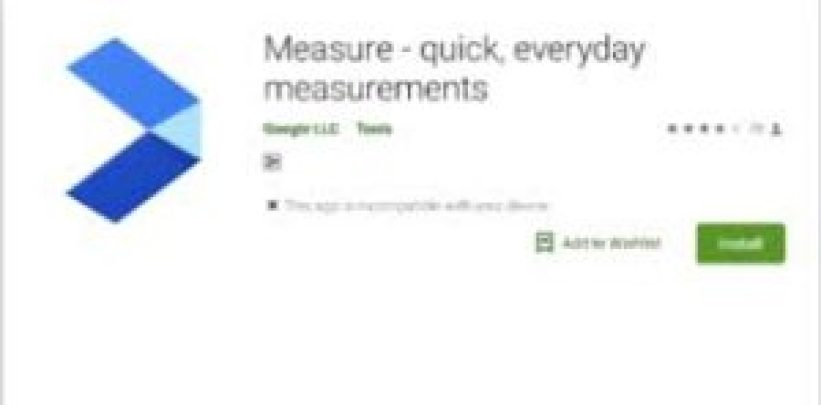 Google Measure App Download Free For Android, iOS and Pc