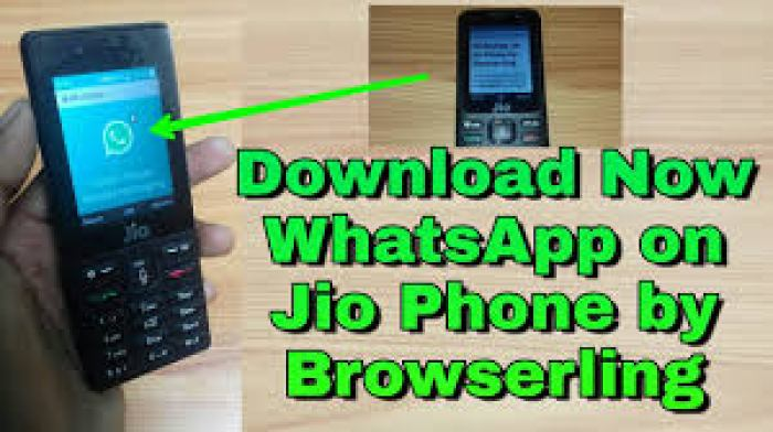 Jio Phone Whatsapp App Download For JioPhone 1500 By play Store
