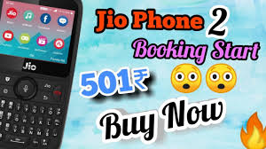New Jio Phone 2 Price, Details, Features And Online Free booking