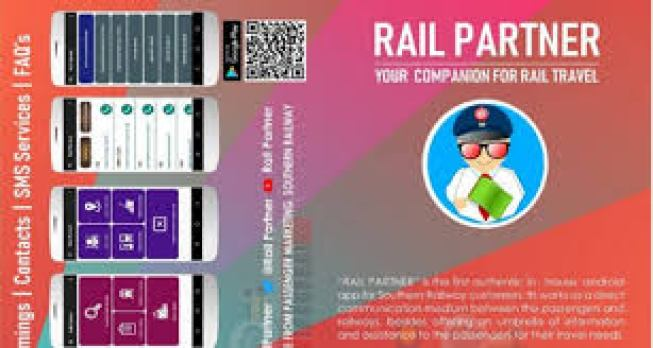 Rail Partner App Download Free For Android, ios and Pc