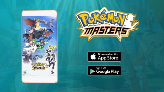 Pokemon Masters Apk Download For Android, ios & Pc