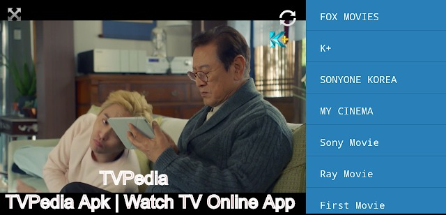 TVPedia Apk Download For Android, ios & Pc