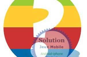 Solution Connect les mots niveau 2
