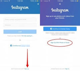 Instagram Account Sign Up – How to Create an Instagram Account